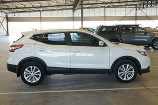 2016 Nissan Qashqai J11 ST Snow Storm 1 Speed Constant Variable Wagon