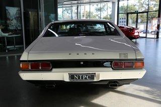 1974 Ford Falcon XB GT White 3 Speed Automatic Sedan