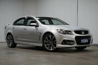 2015 Holden Commodore VF MY15 SS V Silver 6 Speed Sports Automatic Sedan.
