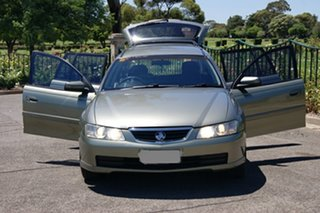 2002 Holden Berlina VY Bronze 4 Speed Automatic Wagon