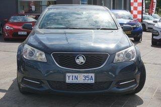 2014 Holden Commodore VF MY14 Evoke Sportwagon Blue 6 Speed Sports Automatic Wagon.