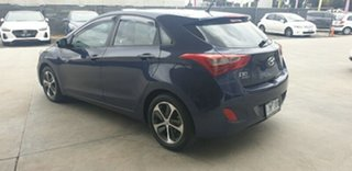 2016 Hyundai i30 GD4 Series II MY17 Active X Stargazing Blue 6 Speed Sports Automatic Hatchback