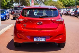 2015 Hyundai i30 GD3 Series II MY16 SR Red 6 Speed Sports Automatic Hatchback.