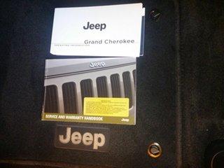 2013 Jeep Grand Cherokee WK MY2014 Laredo 4x2 Grey 8 Speed Sports Automatic Wagon.