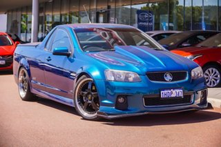 2012 Holden Ute VE II MY12 SS Blue 6 Speed Sports Automatic Utility.