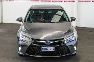 2017 Toyota Camry AVV50R MY16 Atara SL Hybrid Graphite Continuous Variable Sedan