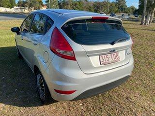 2012 Ford Fiesta WT LX Silver 5 Speed Manual Hatchback