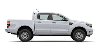 2021 Ford Ranger PX MkIII 2021.25MY XL Hi-Rider Arctic White 6 Speed Sports Automatic