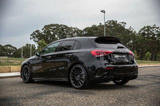 2019 Mercedes-Benz A-Class W177 800MY A35 AMG DCT 4MATIC Cosmos Black 7 Speed