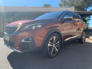 2018 Peugeot 3008 P84 MY18 GT SUV Brown 6 Speed Sports Automatic Hatchback