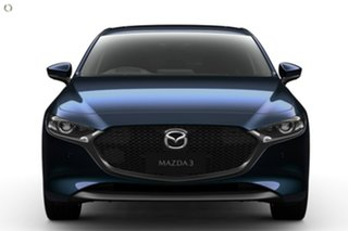 2020 Mazda 3 BP2HHA X20 SKYACTIV-Drive Astina Blue 6 Speed Sports Automatic Hatchback