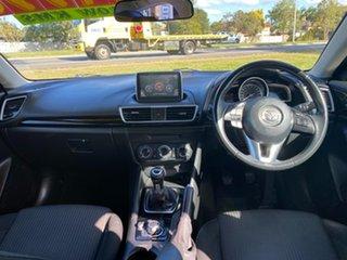 2013 Mazda 3 BM5476 Maxx SKYACTIV-MT Black 6 Speed Manual Hatchback