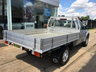2010 Great Wall V240 K2 (4x2) Silver 5 Speed Manual Cab Chassis