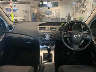 2010 Mazda 3 BL10F1 MY10 Neo White 6 Speed Manual Hatchback