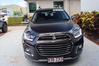 2016 Holden Captiva CG MY17 LTZ AWD Grey 6 Speed Sports Automatic Wagon.