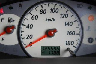 2008 Nissan Micra K12 White 4 Speed Automatic Hatchback