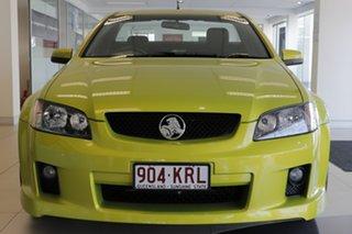 2007 Holden Ute VE SS Green 6 Speed Manual Utility
