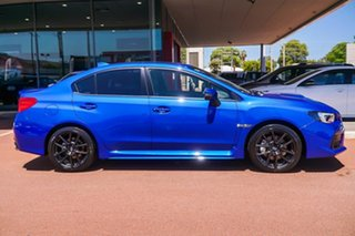2020 Subaru WRX V1 Premium Blue Manual Sedan.