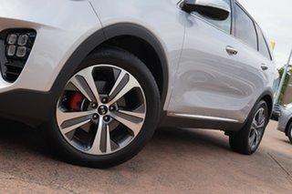 2019 Kia Sorento UM PE MY20 GT-Line (4x2) GSL NAV Silver 8 Speed Automatic Wagon.