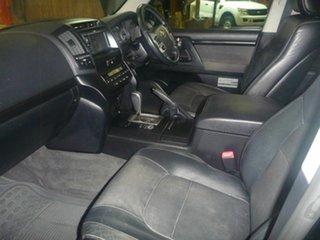 2013 Toyota Landcruiser VDJ200R MY12 Altitude Black 6 Speed Automatic Wagon