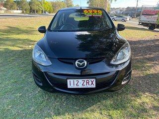 2013 Mazda 2 DE10Y2 MY13 Maxx Black 5 Speed Manual Hatchback