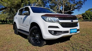 2016 Holden Trailblazer RG MY17 LTZ White 6 Speed Sports Automatic Wagon.