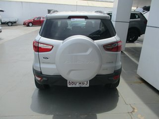2014 Ford Ecosport BK Trend Silver 5 Speed Manual Wagon.