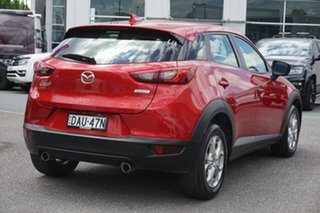 2015 Mazda CX-3 DK2W7A Maxx SKYACTIV-Drive Red 6 Speed Sports Automatic Wagon