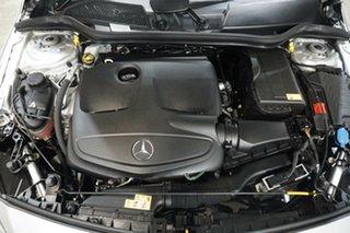 2015 Mercedes-Benz A-Class W176 806MY A200 D-CT Silver 7 Speed Sports Automatic Dual Clutch
