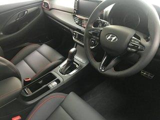 2019 Hyundai i30 PD.3 MY20 N Line D-CT Premium Fiery Red 7 Speed Sports Automatic Dual Clutch