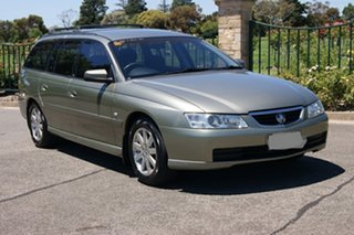2002 Holden Berlina VY Bronze 4 Speed Automatic Wagon.