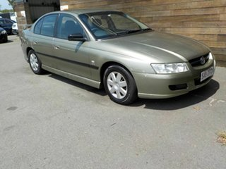 2005 Holden Commodore VZ Executive Green 4 Speed Automatic Sedan.