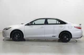 2017 Toyota Camry ASV50R RZ Silver 6 Speed Sports Automatic Sedan.