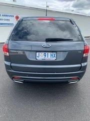2015 Ford Territory SZ MkII TS Seq Sport Shift Grey 6 Speed Sports Automatic Wagon