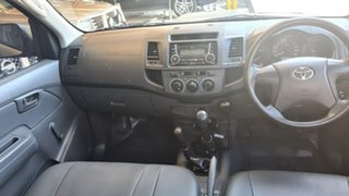2011 Toyota Hilux KUN26R MY10 SR 5 Speed Manual Cab Chassis