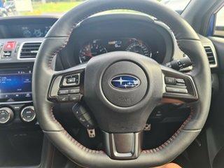 2018 Subaru WRX V1 MY19 Premium AWD Blue 6 Speed Manual Sedan
