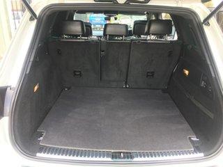 2017 Volkswagen Touareg 7P V8 TDI R-Line White Sports Automatic