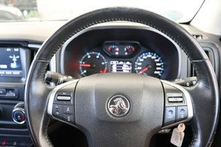 2016 Holden Colorado RG MY16 LT Crew Cab Silver 6 speed Automatic Utility