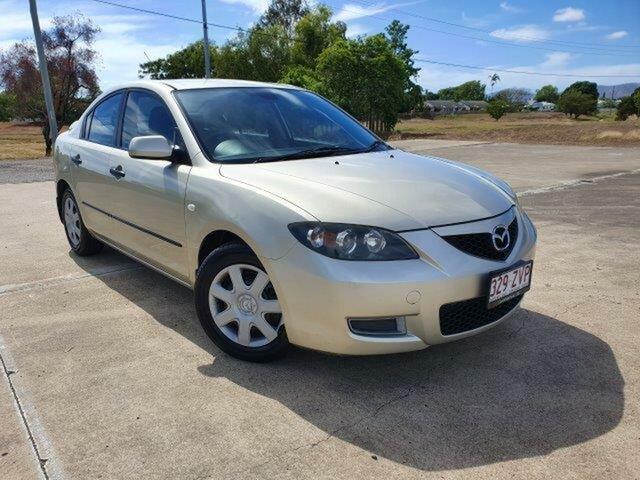 Used Mazda 3 BK10F2 Neo Townsville, 2007 Mazda 3 BK10F2 Neo Silver 5 Speed Manual Sedan