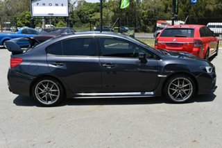 2014 Subaru WRX MY15 STI Premium (AWD) Grey 6 Speed Manual Sedan