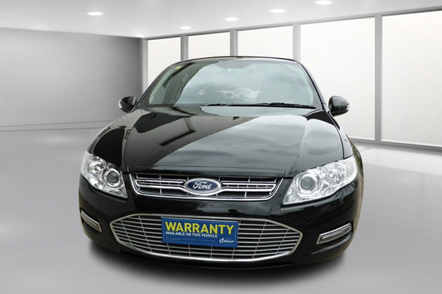 Used Ford Falcon FG MkII G6E EcoLPi West Footscray, 2013 Ford Falcon FG MkII G6E EcoLPi Black 6 Speed Sports Automatic Sedan