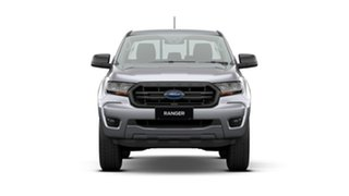 2021 Ford Ranger PX MkIII 2021.75MY XL Hi-Rider Silver 6 Speed Sports Automatic Double Cab Pick Up.