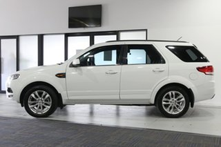 2014 Ford Territory SZ TS (RWD) Winter White 6 Speed Automatic Wagon