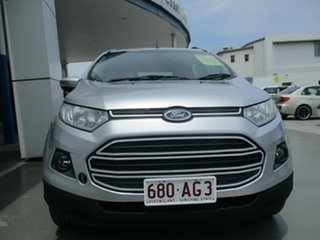 2014 Ford Ecosport BK Trend Silver 5 Speed Manual Wagon