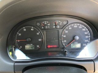 2006 Volkswagen Polo 9N MY2007 Match Silver 4 Speed Automatic Hatchback