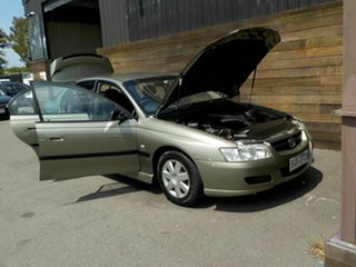 2005 Holden Commodore VZ Executive Green 4 Speed Automatic Sedan