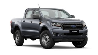 2021 Ford Ranger PX MkIII 2021.25MY XL Meteor Grey 6 Speed Sports Automatic Double Cab Pick Up