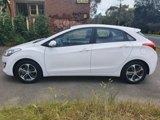 2015 Hyundai i30 GD3 Series II Active X White Sports Automatic Hatchback