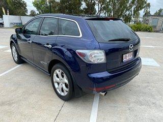 2011 Mazda CX-7 ER MY10 Luxury Sports (4x4) Blue 6 Speed Auto Activematic Wagon