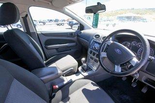 2008 Ford Focus LT TDCi Blue 6 Speed Manual Hatchback
